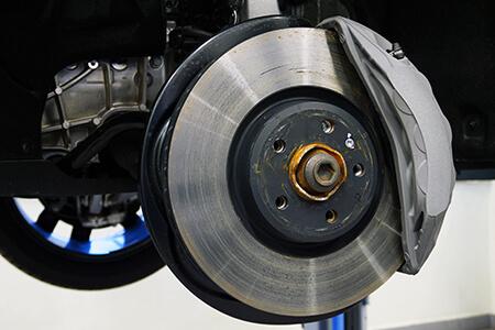 brake service hm